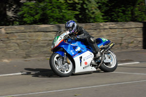 Ross Richards (Honda) 2009 Ultra Lightweight Manx Grand Prix
