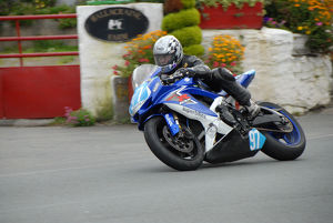 Ross Richards (Suzuki) 2009 Junior Manx Grand Prix