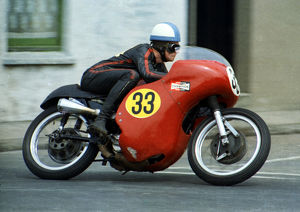 Roy Graham (Matchless) 1969 Senior TT