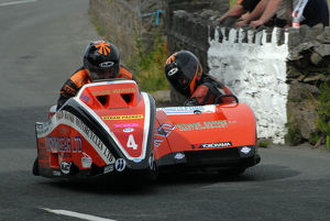 Roy Hanks & Dave Wells (Rose II Molyneux) 2009 Southern 100