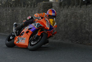 Roy Richardson (Yamaha) 2009 Southern 100