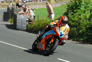 Roy Richardson (Yamaha) 2014 Southern 100