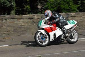 Rusty Steele (Honda) 2009 Ultra Lightweight Manx Grand Prix