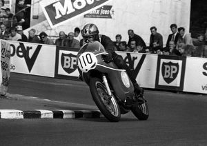 S Adams (Norton) 1966 Junior TT