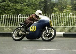 Sam McClements (Norton) 1979 Senior TT