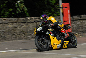 Sean Murphy (Honda) 2009 Senior Manx Grand Prix