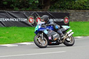 Shelley Pike (Honda) 2015 Lightweight Manx Grand Prix