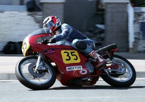Stuart Jones (Matchless) 1993 Senior Classic Manx Grand Prix