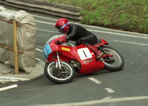 Bill Swallow (Aermacchi) 1996 Junior Classic Manx Grand Prix