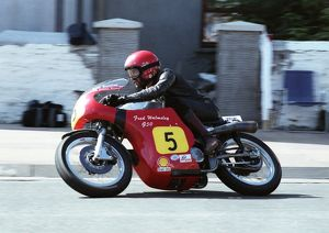 Bill Swallow (Seeley) 1993 Senior Classic Manx Grand Prix