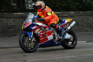 Tim Devln (Honda) 2009 Senior Manx Grand Prix