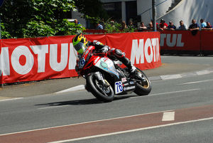 Timothee Monot (MV) 2013 Supersport TT