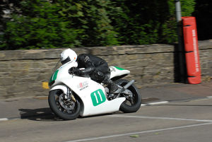 Tom Snow (Honda) 2009 Lightweight Manx Grand Prix