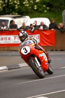 Tommy Robb (Matchless) 2004 Classic Parade Lap