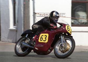 Tony Smith (Matchless) 1993 Senior Classic Manx Grand Prix