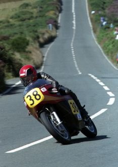 Trevor Beharrell (Matchless) 1993 Senior Classic Manx Grand Prix
