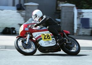Vic Allan (Seeley) 1993 Senior Classic Manx Grand Prix