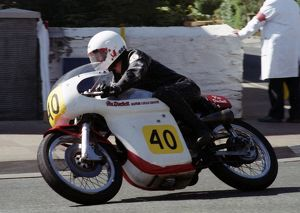 Vin Duckett (Matchless) 1993 Senior Classic Manx Grand Prix