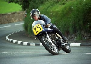 Wally Dawson (Norton) 2000 Classic TT