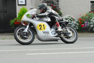 Wattie Brown (Norton) 2015 500cc Classic TT