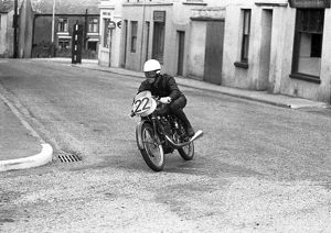 Bill Webster (MV) 1954 Ultra Lightweight TT